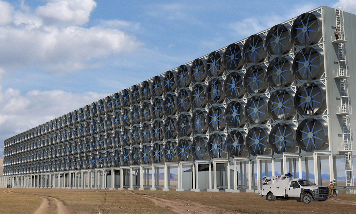 CO2 to Fuel from Air