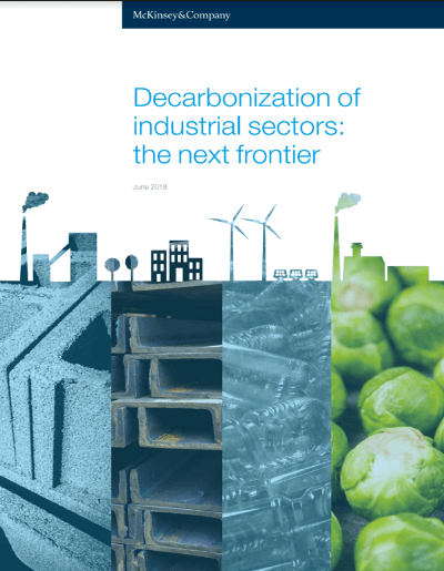 Decarbonization of industrial sectors The next frontier