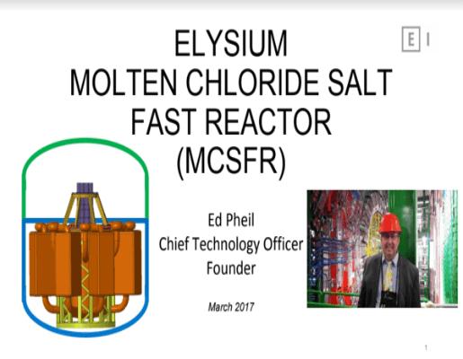 Elysium Industries TEAC8