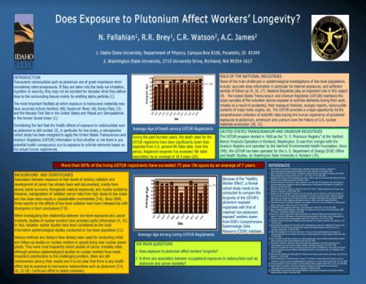 Plutonium Long Life USTUR-0228-07A