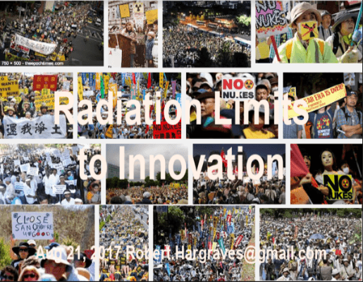 Radiation Limits To Innovation Hargraves TEAC8