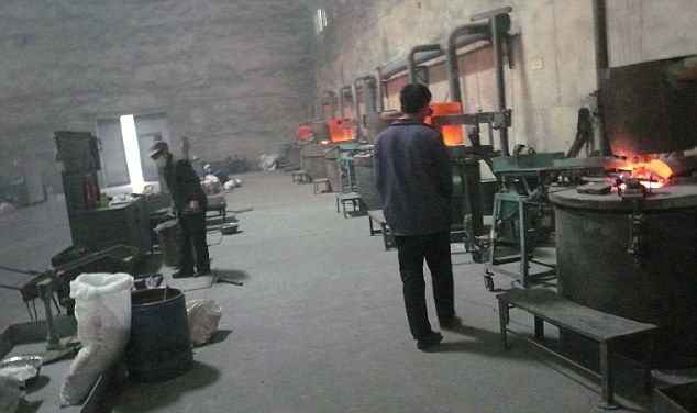 Rare Earth Foundry China