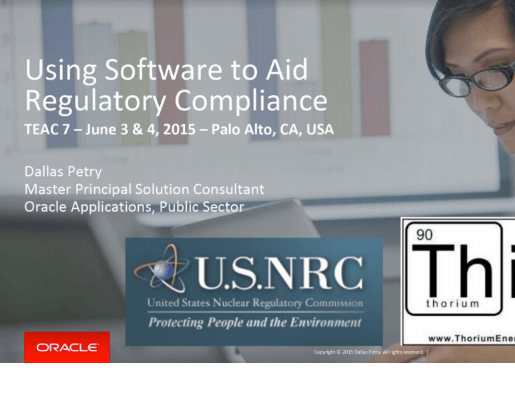 TEAC7 Regulatory Dallas Petry June 03, 2015