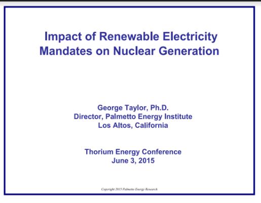 TEC George Taylor June 03, 2015
