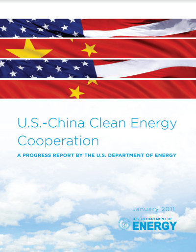 US and China Clean Energy