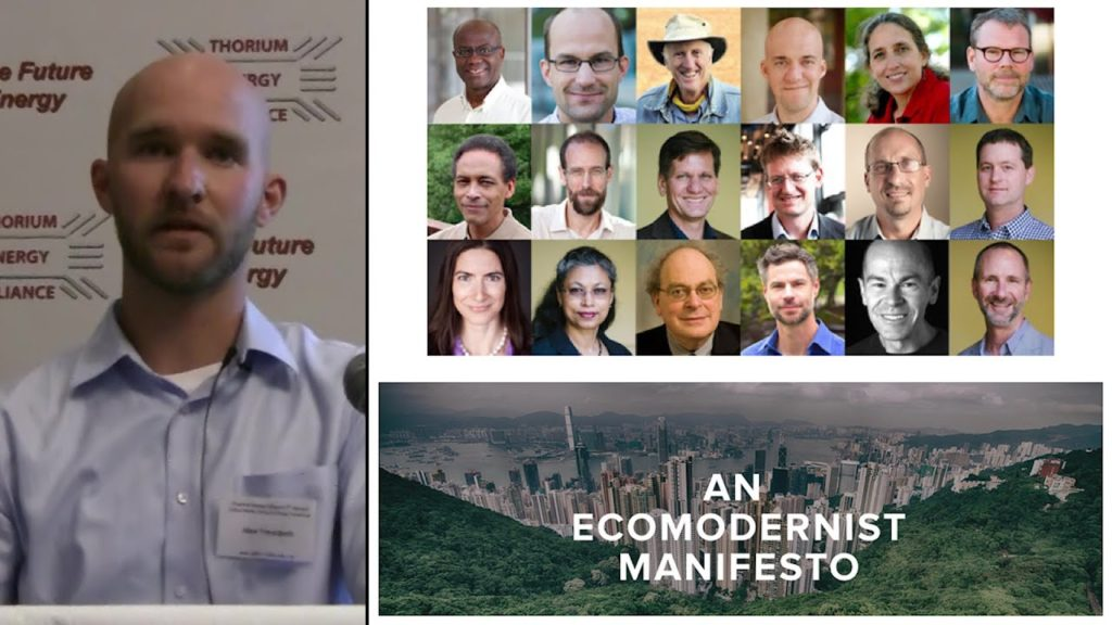 Alex Trembath – Ecomodernism & The Breakthough Institute TEAC 7