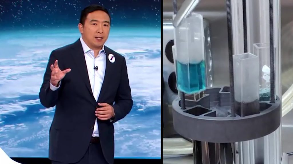 Andrew Yang on Thorium, Democratic Candidates on Nuclear TEAC 10