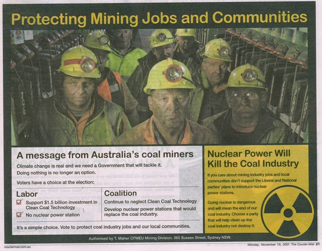 Anti-Nuclear Coal Ad Md