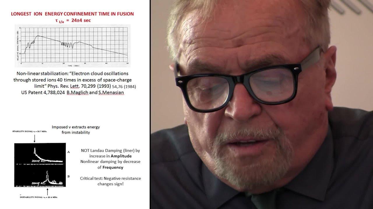 Bogdan Maglich – Exyder, the Soft Fusion Energy Path TEAC 6