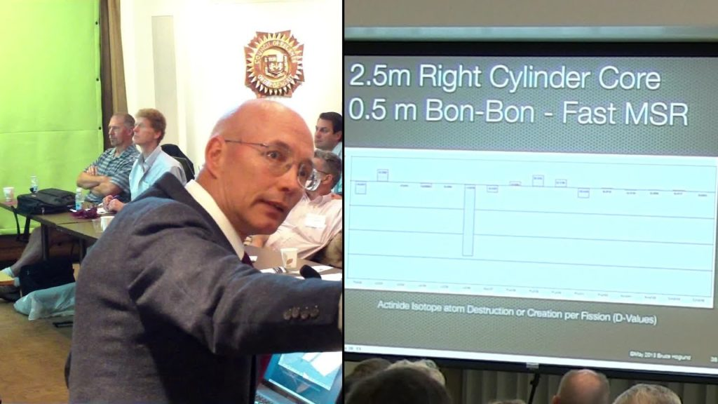 Bruce Hoglund – Bon-Bon Road to Core Wall Neutron Flux Suppression TEAC 5