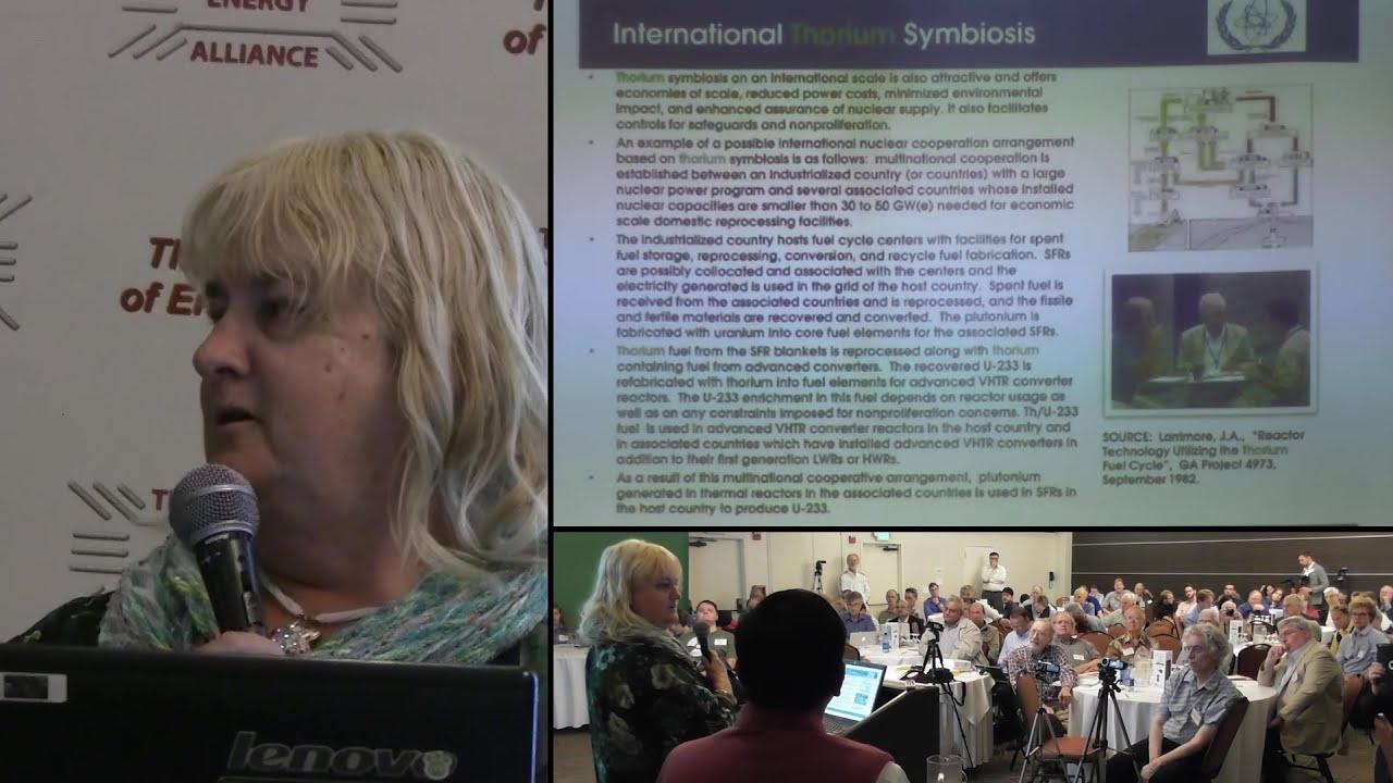 Carolyn Heising – Ames Laboratroy & India TEAC 7