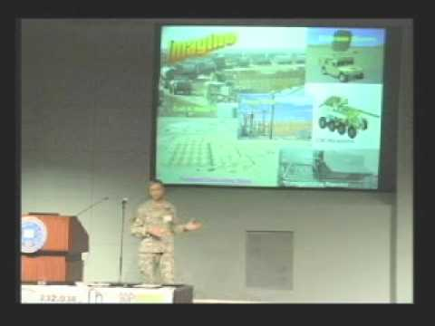 Col. Paul Roege – DoD's Role In Energy part 1 TEAC 1