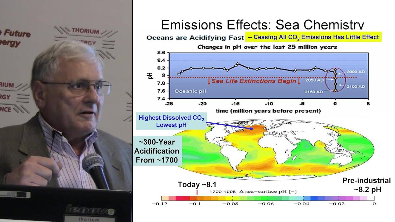 Dr. Alex Cannara – Acidification, Climate & Energy TEAC 7