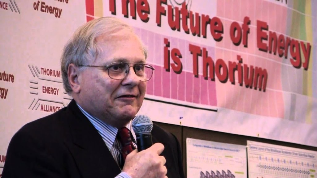 Dr. Alexander Cannara – Ionizing Radiation & Health TEAC 4
