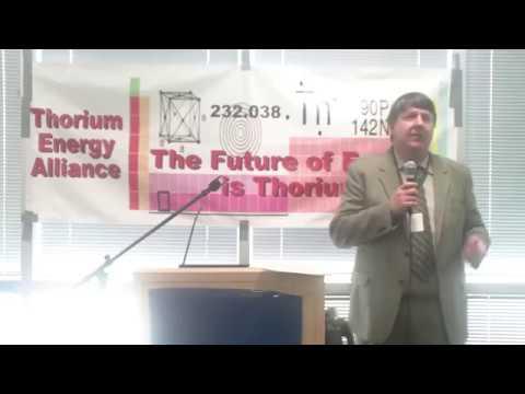 Dr. David LeBlanc – DMSR (Denatured Molten Salt Reactor) TEAC 2