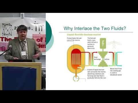 Dr. David LeBlanc – Tube in Tube Two Fluid Approach TEAC 2