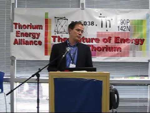 Dr. Per Peterson – Molten-Salt Cooled, Solid-Fuel Reactors TEAC 2