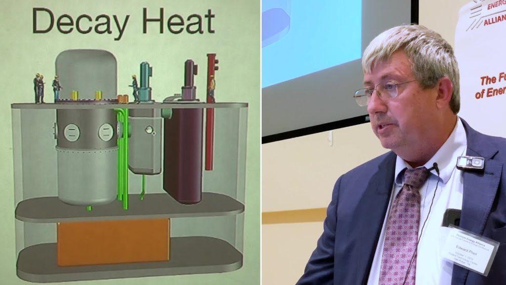 Elysium Industries MCSFR (Molten Chloride Salt Fast Reactor) – Ed Pheil TEAC 10