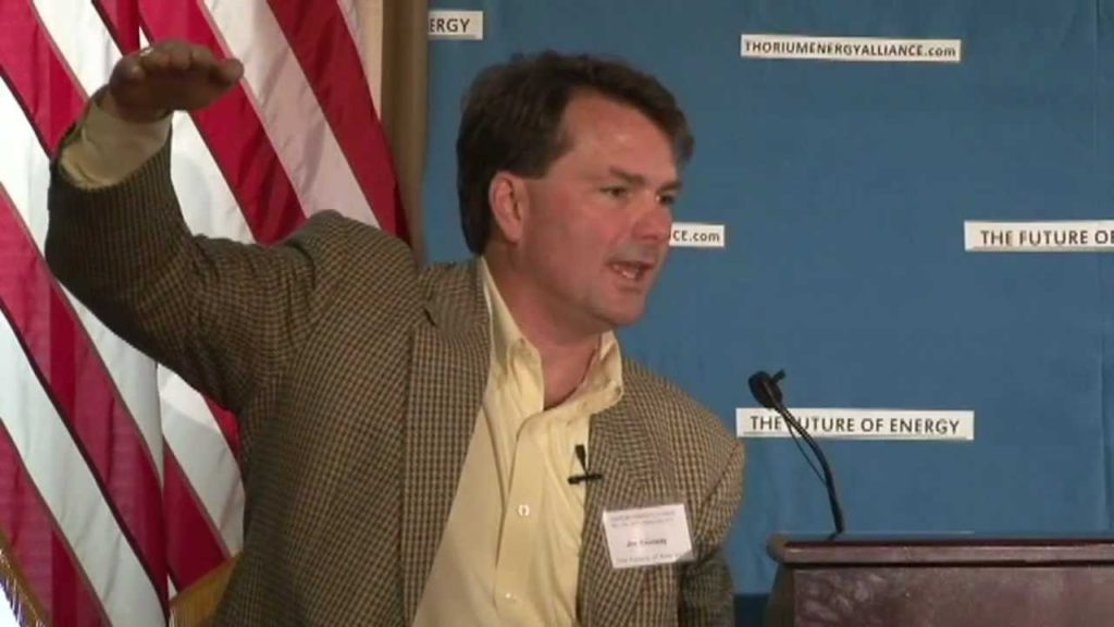 James Kennedy – U.S. Heavy Rare Earth Cooperative and Global Economics of Thorium Energy TEAC 3