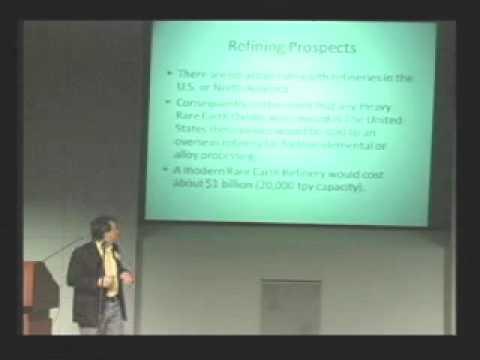 Jim Kennedy Rare Earths Part 2 TEAC 1