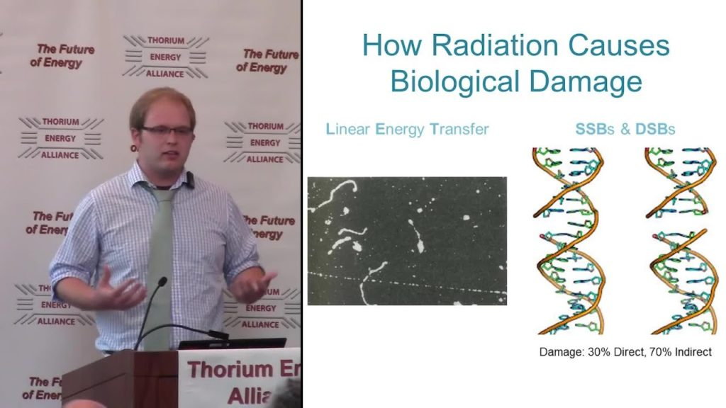 John Baunach – Health Physics and the Linear No-Threshold Model TEAC 6