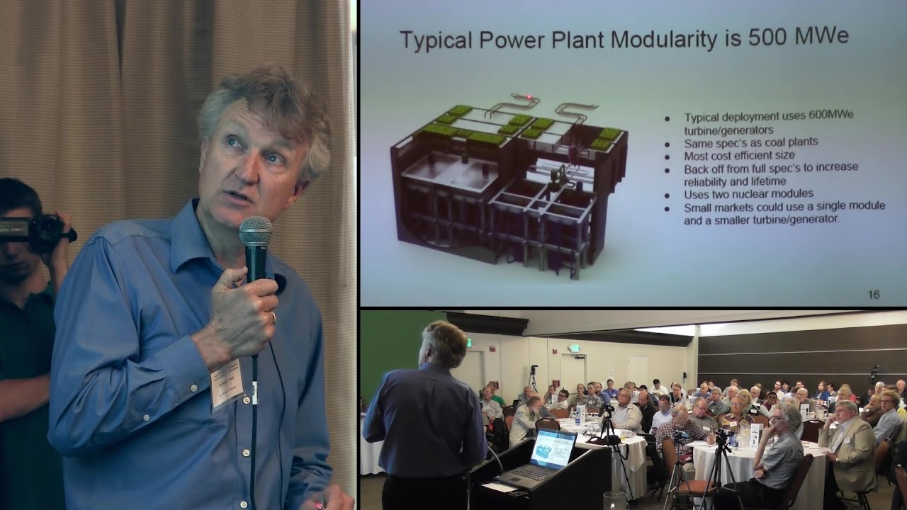 Lars Jorgensen – ThorCon: A Thorium Molten Salt Reactor System that can be built now TEAC 7