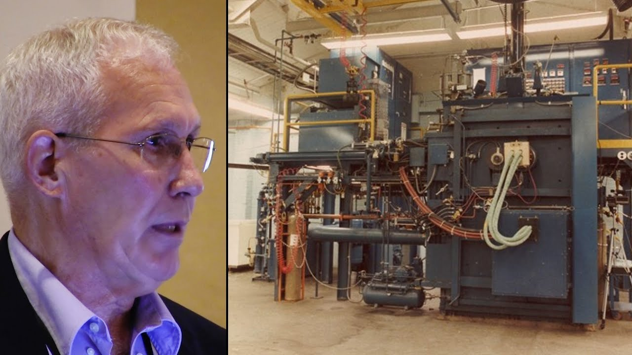 Magnequench & Rare Earth Permanent Magnets – Dr. John J. Croat @ TEAC 8