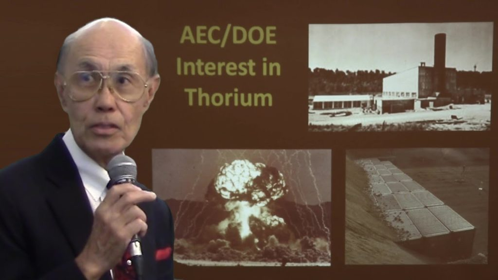 Melton Chew – Thorium Health Physics TEAC 7