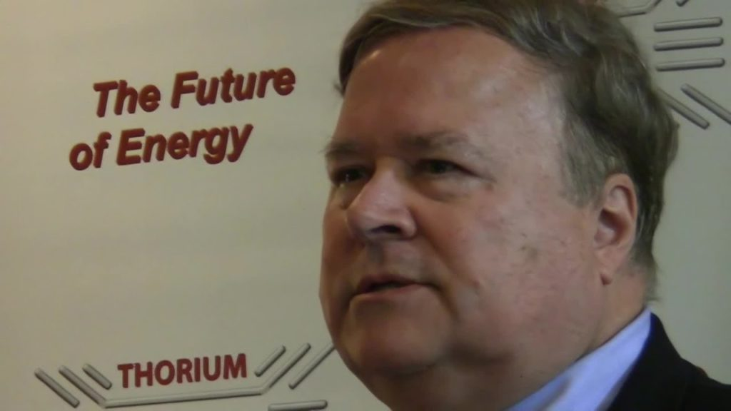 Michael Fernal – Patent Law & Thorium Energy @ TEAC 5