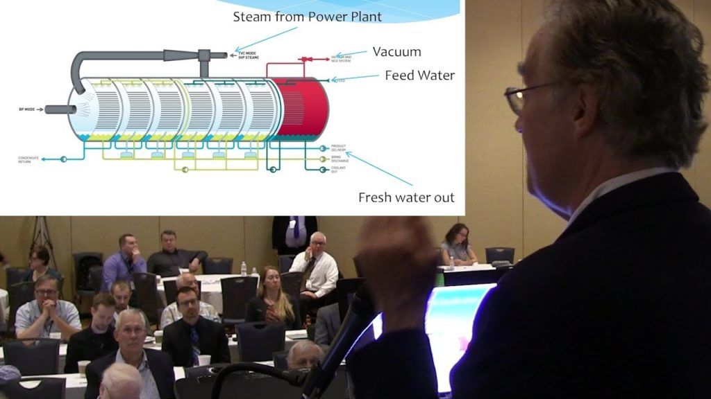 Molten Salt Reactors and Thermal Desalination to Transform Jordan – William B. DeOreo @ TEAC 8