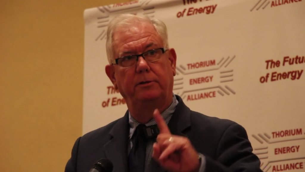 Rare Earths, American Security and Trump's Administration – JJ Brown and General John Adams @ TEAC 8