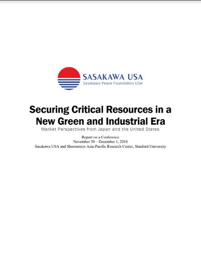 Rare Metals Report Saskawa
