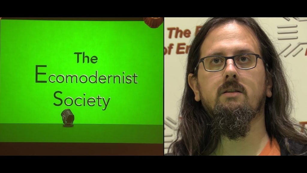 Seattle Ecomodernist Society – Karl Alex Pauls TEAC 10