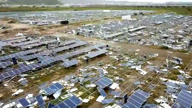 Solar Pueto Rico 2017