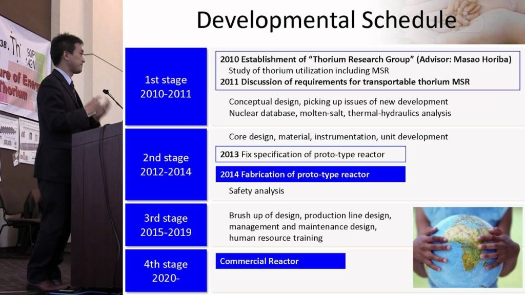 Takashi Kamei – Recent Research Activities on Thorium and MSR in Japan TEAC 4