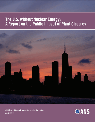 the us without nuclear energy report