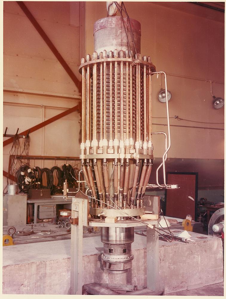 MSRE Fuel Salt Motor