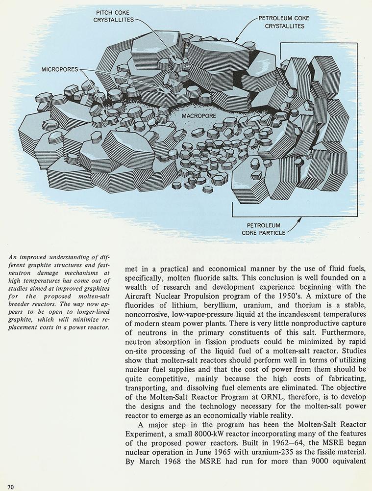 MSRE Booklet – Graphite pg 70