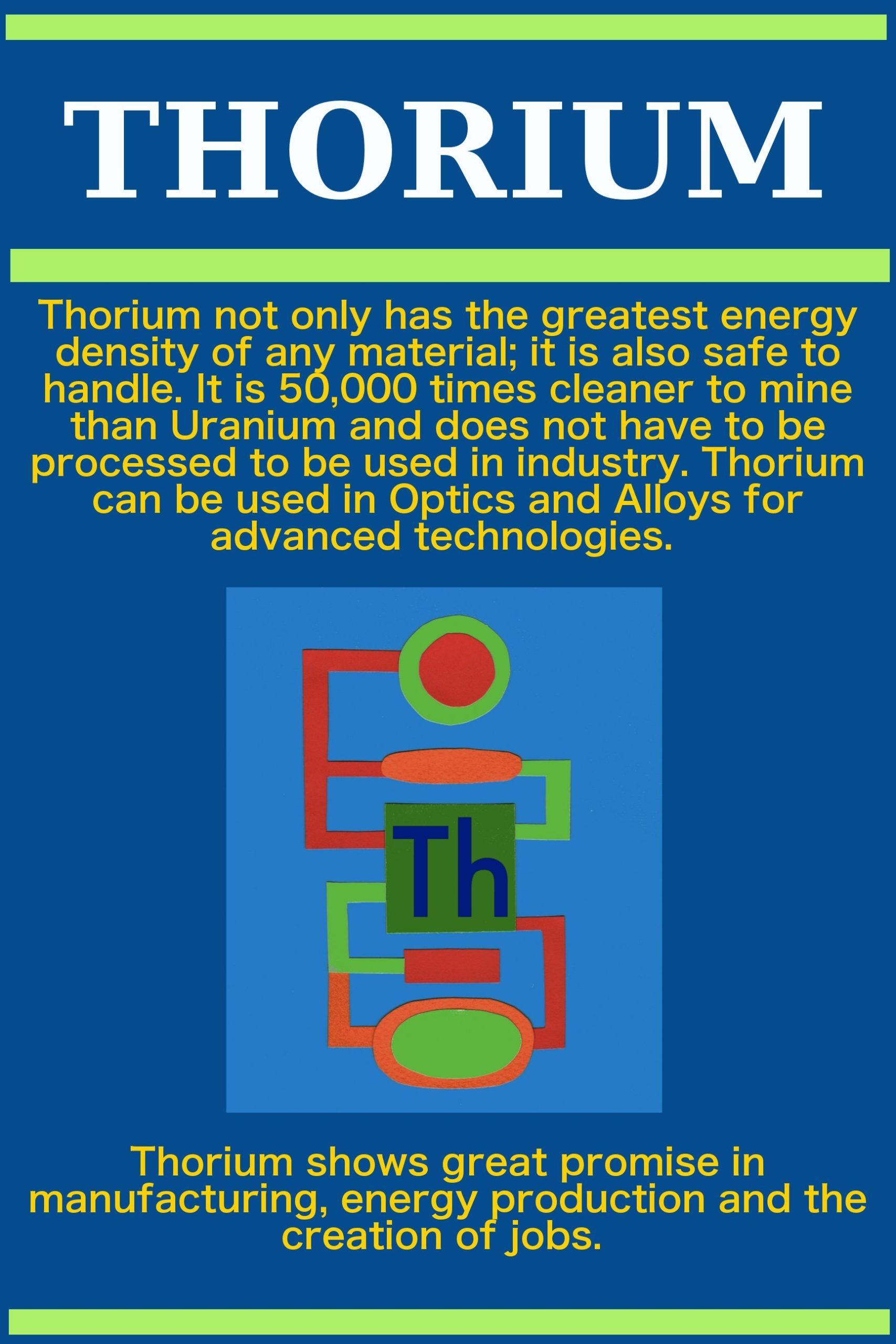 Thorium Poster