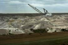 Florida Phosphate Mine