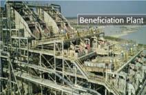 Mosaic Phosphate Beneficiation Plant
